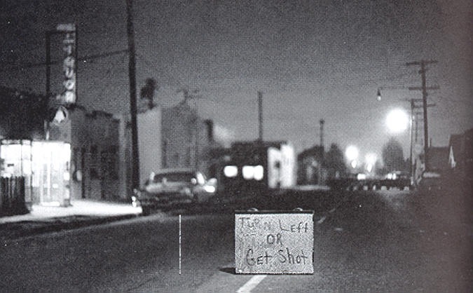 Watts Riots of 1965